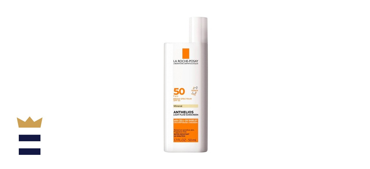 La Roche-Posay Anthelios 50 Tinted Mineral Ultra-Light Sunscreen Fluid