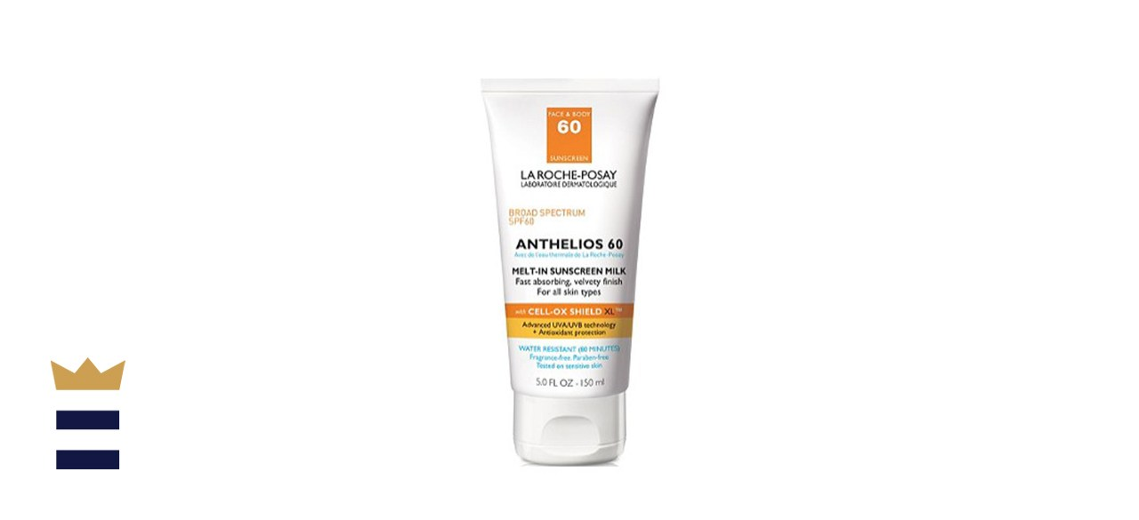 La Roche-Posay Anthelios 60 Melt-In Sunscreen Milk SPF 60