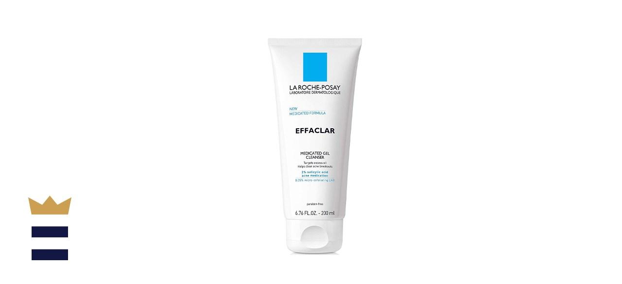 La Roche-Posay's Effaclar Medicated Gel Acne Cleanser