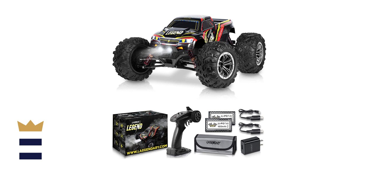 Laegendary 1:10 Scale Large 4x4 Monster Truck
