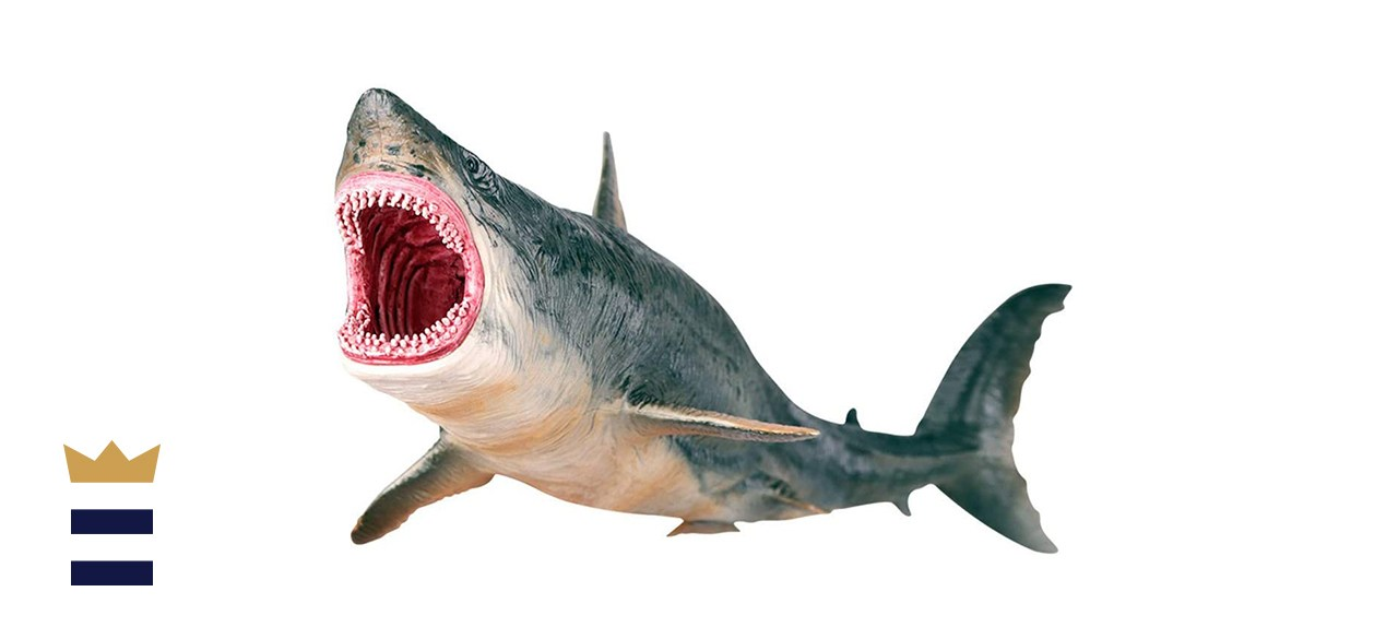 Large Shark Megalodon Toy
