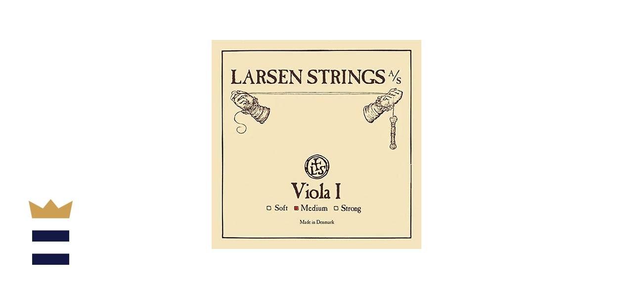 Larsen Viola String Set Medium Tension