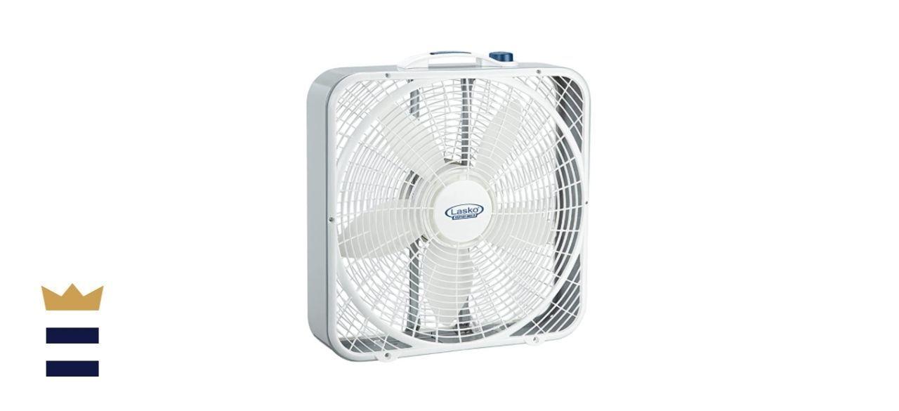 Lasko 20″ Weather-Shield Performance Box Fan
