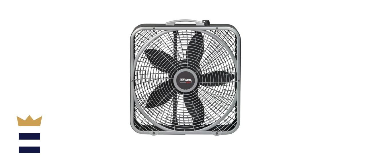 Lasko 20-Inch Power Plus Box Fan
