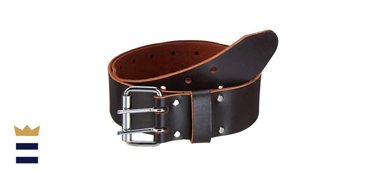 Lautus Heavy Top Leather Belt