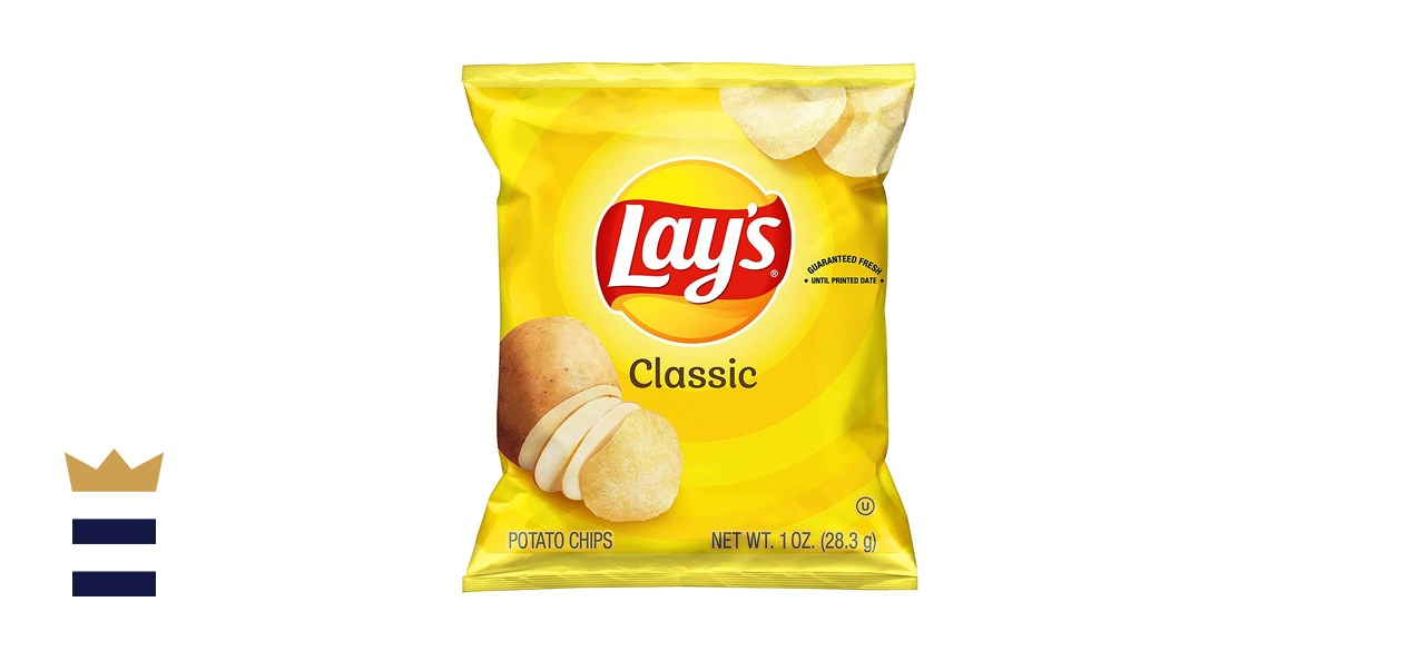 Lay's Classic Potato Chips, 40-Pack