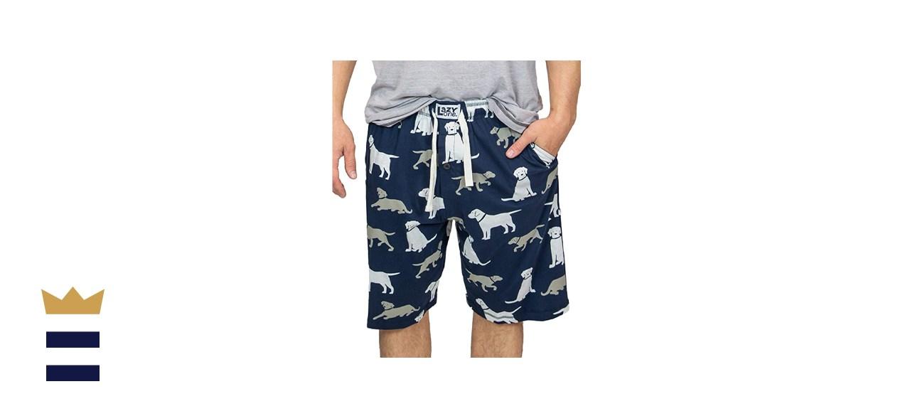 Lazy One Pajama Shorts for Men