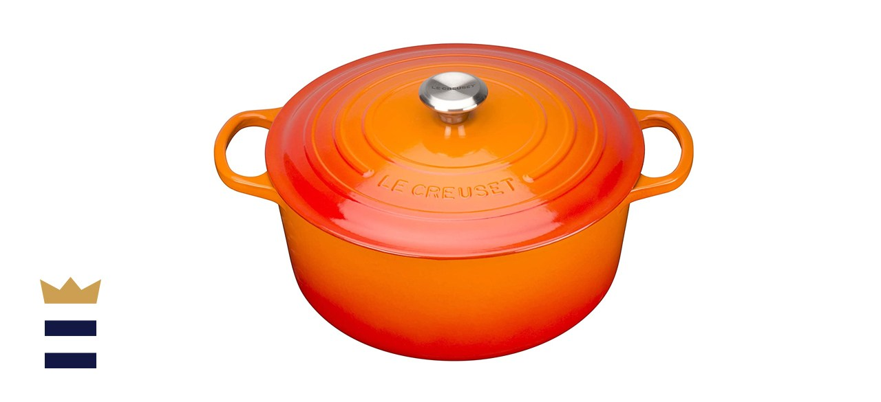 Le Creuset Enameled Cast-Iron Dutch Oven