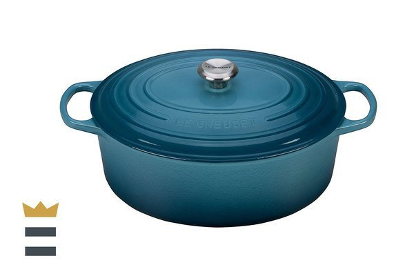 Le Creuset Signature Enameled 9.5-Quart Dutch Oven
