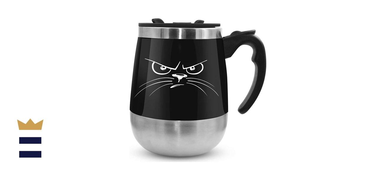 LEADNOVO Self-Stirring Mug