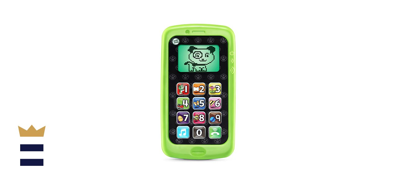 LeapFrog Chat and Count Smart Phone (Scout)