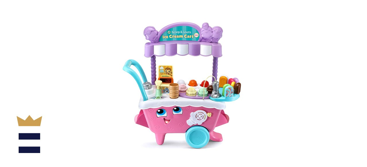 LeapFrog Scoop and Learn Deluxe Ice Cream Cart