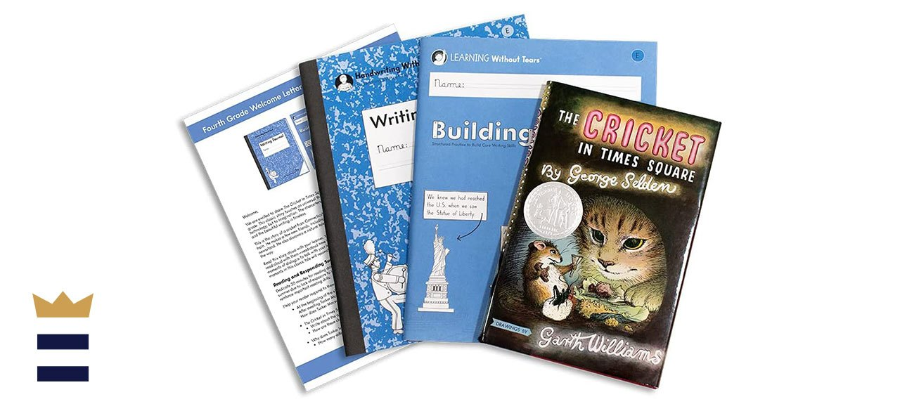 Learning Without Tears - Summer Reading & Writing Boost 4th Grade