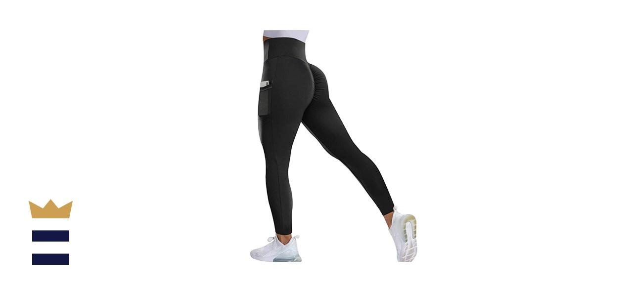 MANIFIQUE Workout Leggings Women Booty Yoga Pants