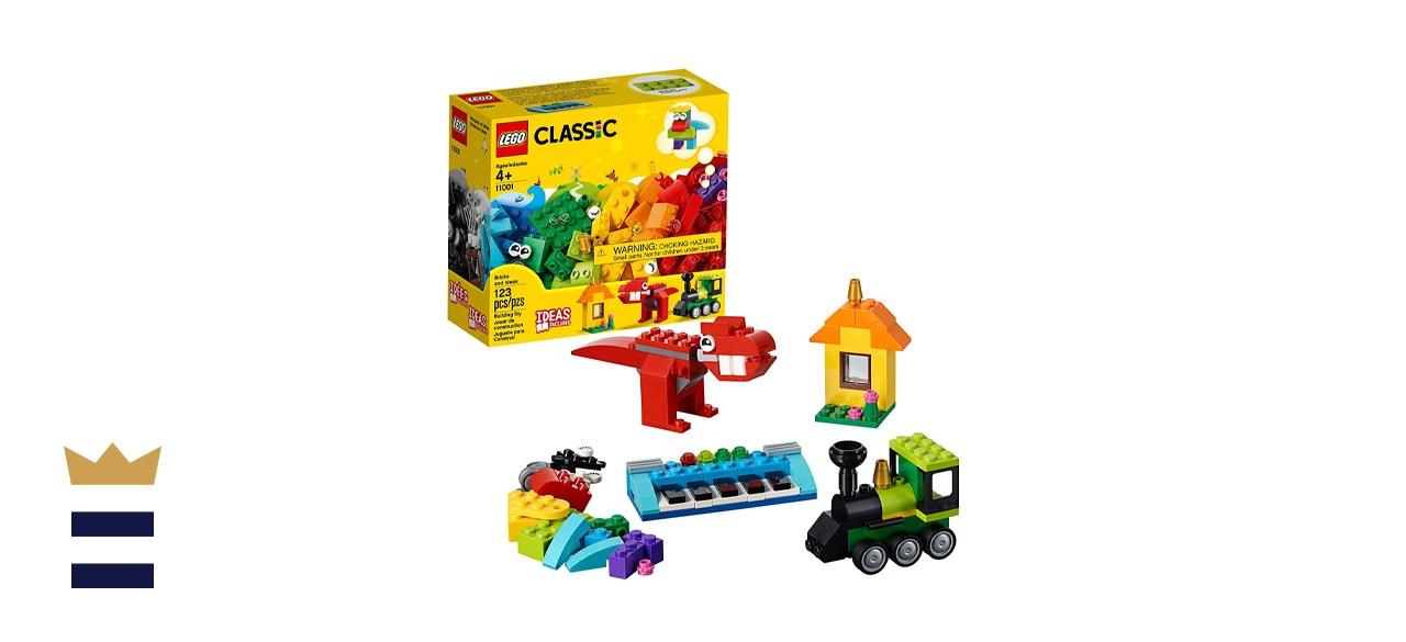 Lego Classic Bricks and Ideas - 123 Pieces