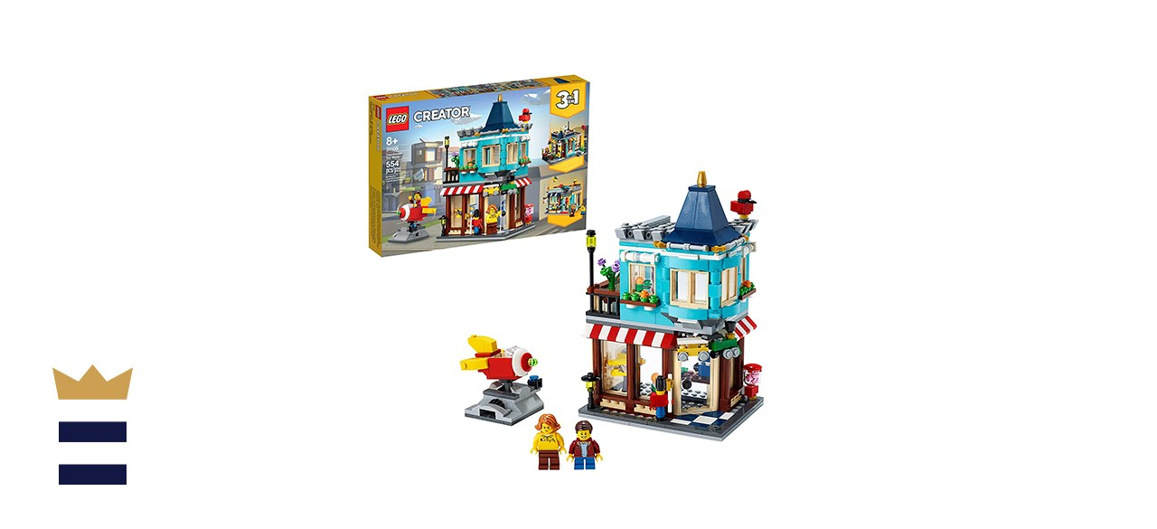 LEGO Creator 3-in-1 Townhouse Toy Store