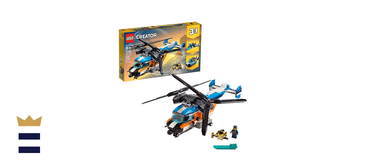 LEGO Creator 3-in-1 Twin Rotor Helicopter
