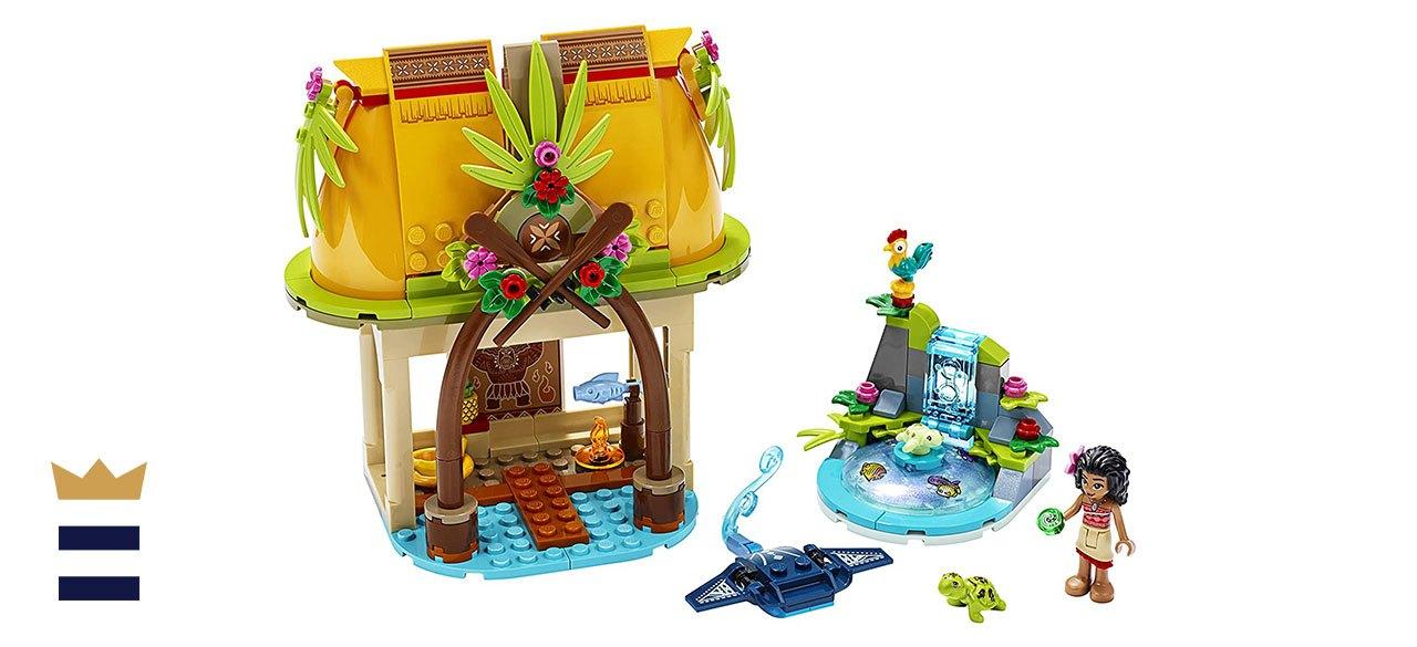 LEGO Disney Moana's Island Home