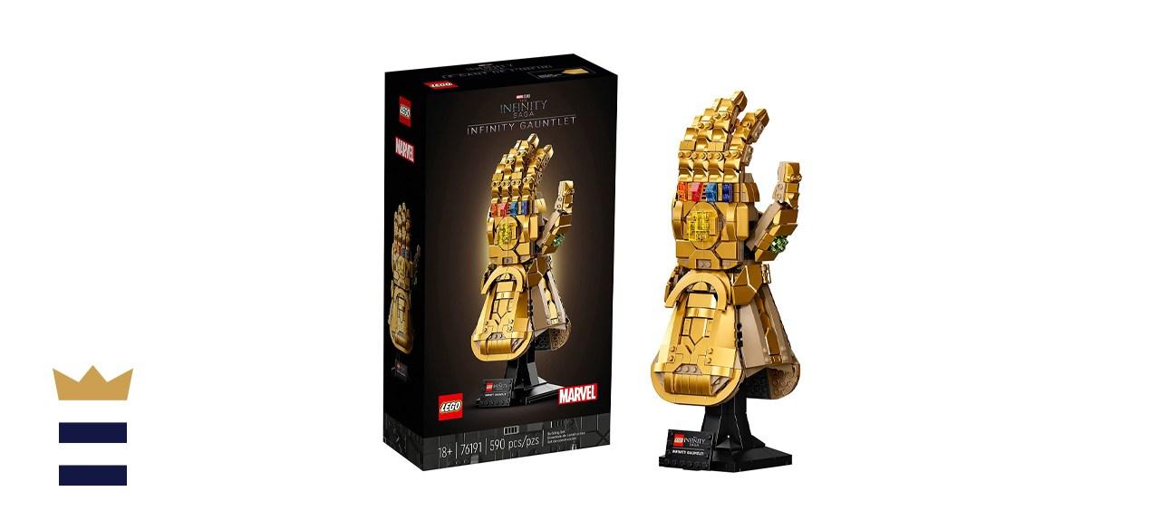 Lego Infinity Gauntlet with Infinity Stones
