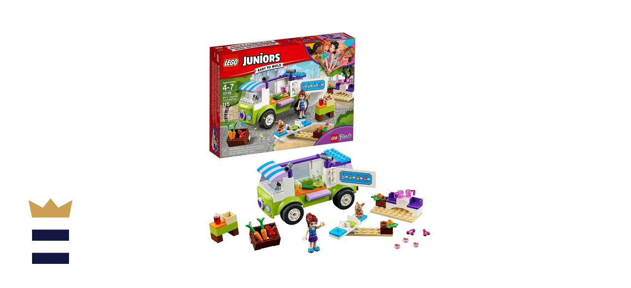 LEGO Juniors 4 Mias Organic Food Market 10749