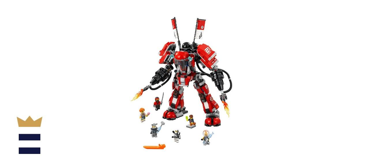 Lego Ninjago Movie Fire Mech Building Kit