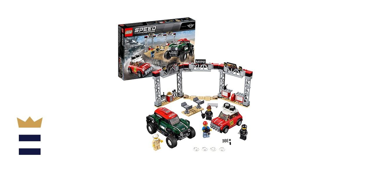 LEGO Speed Champions 1967 Mini Cooper and 2018 Mini John Cooper Building Kit