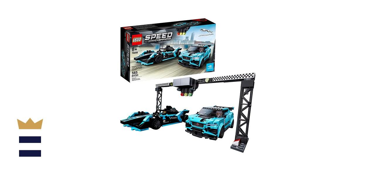 LEGO Speed Champions Formula E Jaguar Racing Building Kit