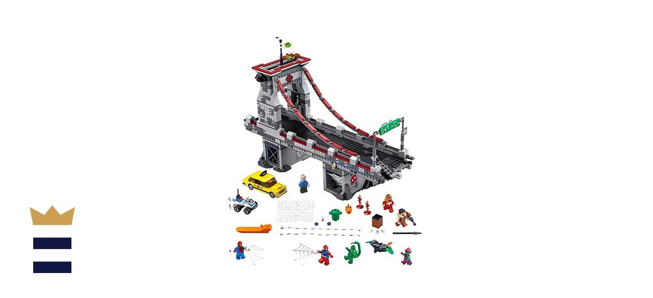 LEGO Spider-Man: Web Warriors Ultimate Bridge