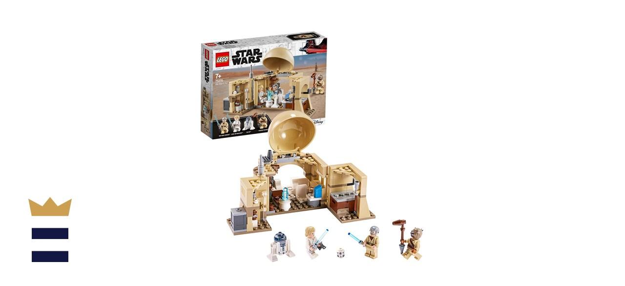 LEGO Star Wars Obi-Wan's Hut Building Set with Princess Leia Hologram