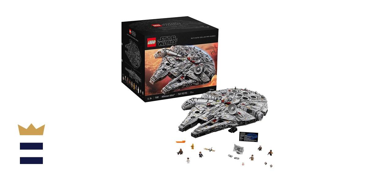 LEGO Star Wars Ultimate Millennium Falcon Expert Building Kit