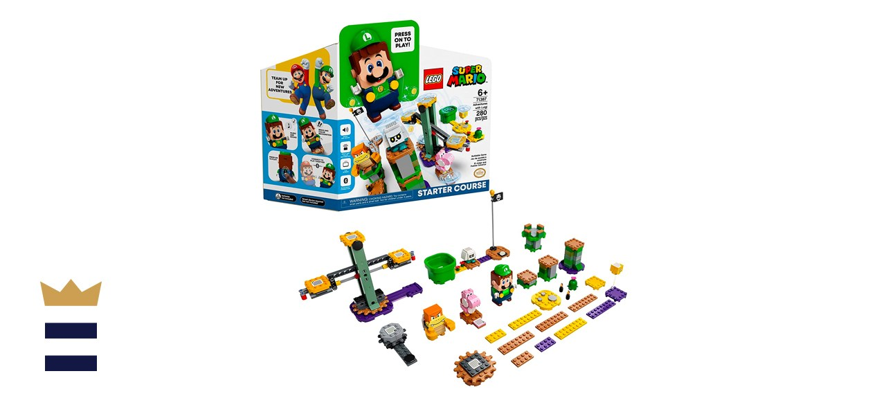 LEGO Super Mario Adventures With Luigi Set