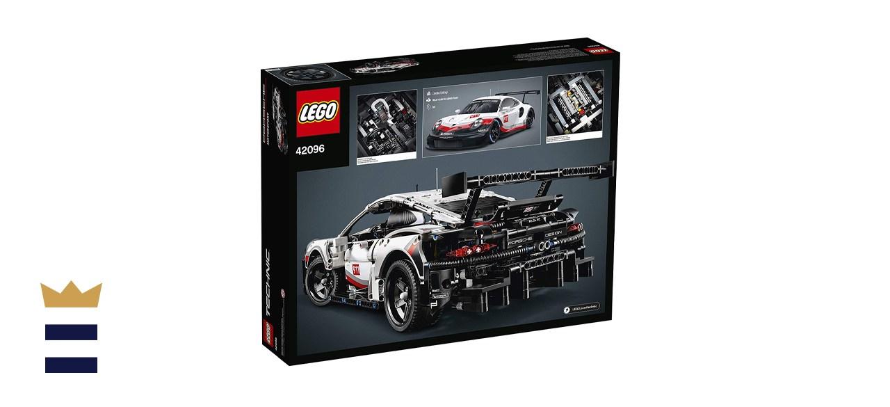 LEGO Technic Porsche 911 RSR Race Car Building Set