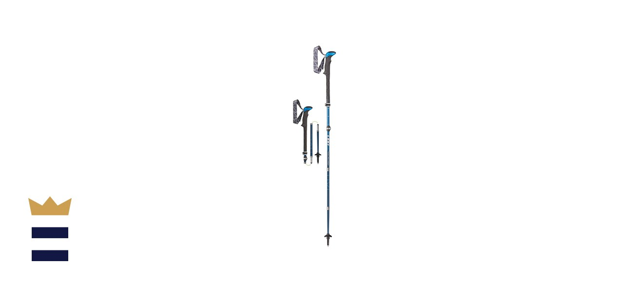LEKI Micro Vario Carbon Trekking Pole Pair