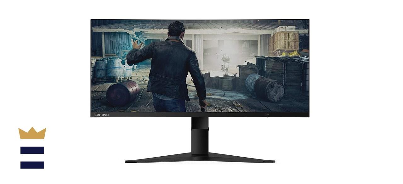 Lenovo Curved Gaming Monitor