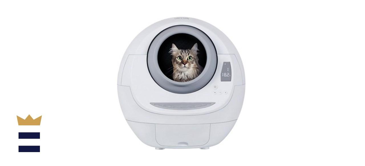 Leo's Loo Cat Litter Box