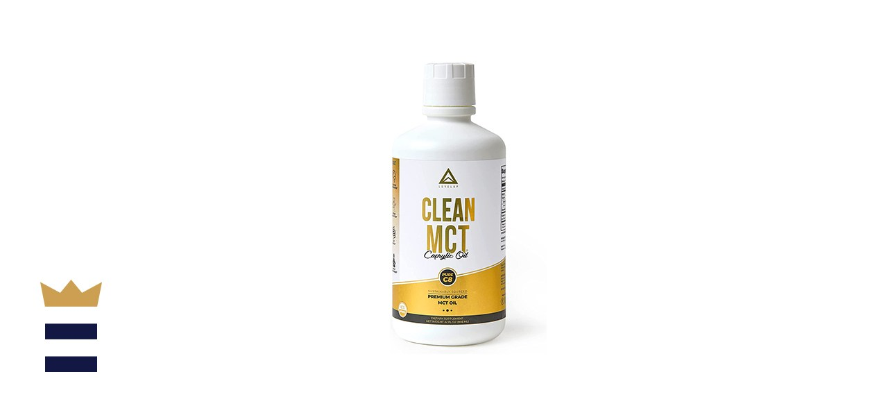 LevelUp Clean MCT Oil
