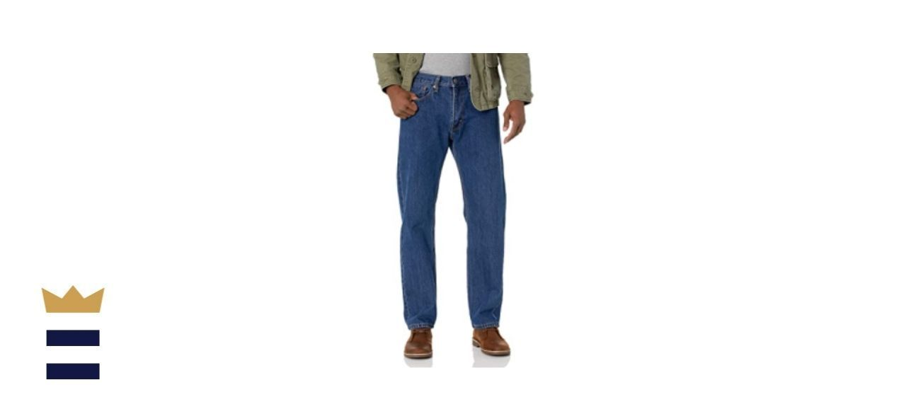 Levi's Regular and Big & Tall Fit Jeans