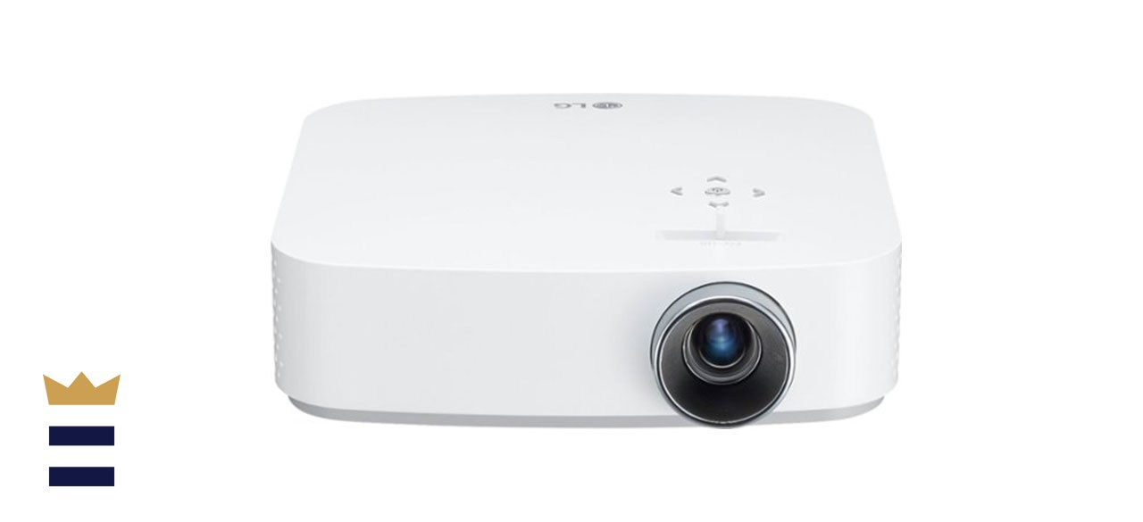LG - PF50KA 1080p Wireless Smart DLP Portable Projector