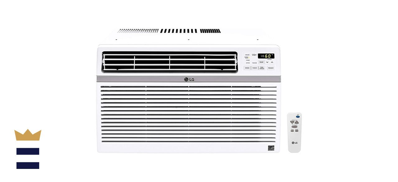LG 12,000 BTU 115V Window-Mounted Air Conditioner