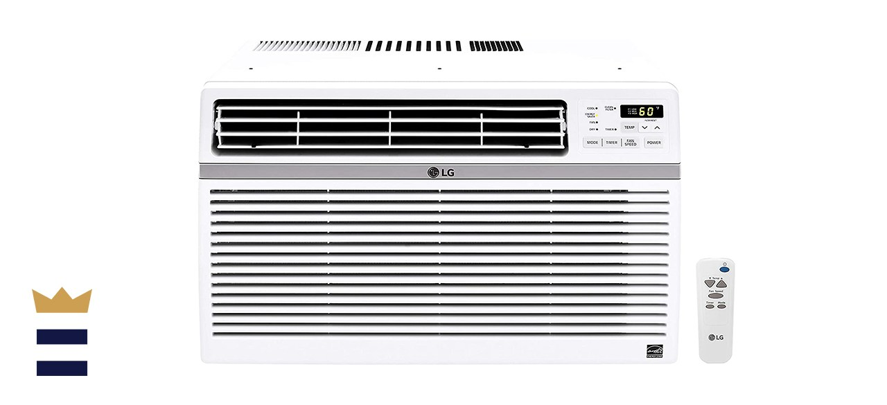 LG 12,000 BTU Energy Star Window Air Conditioner with Remote