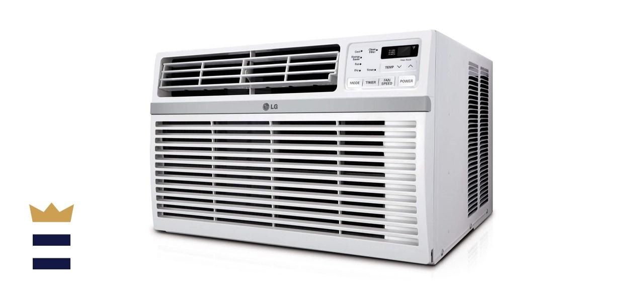 LG 24,500 BTU Energy Star Window Air Conditioner with Remote