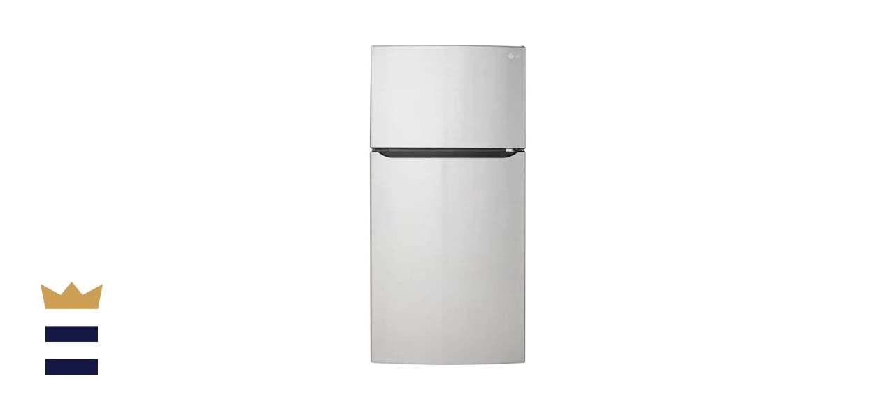 LG 24 Cubic Foot Top Freezer Refrigerator