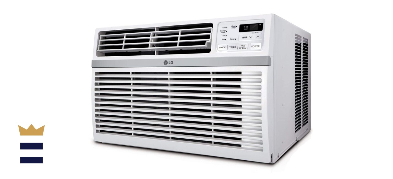 LG 24,500 BTU 230V Window-Mounted Air Conditioner