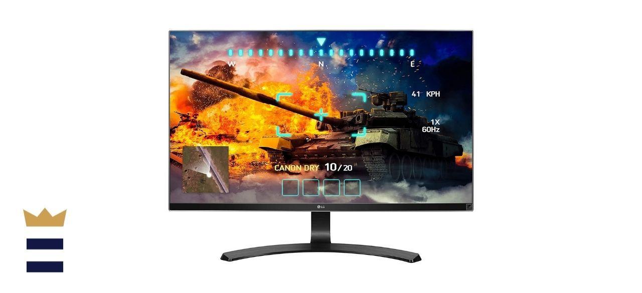 LG 27UD68-P 27-Inch 4K UHD IPS Monitor