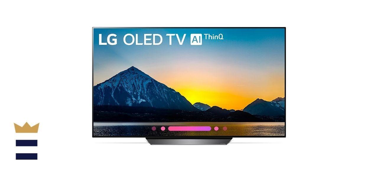 LG 55-Inch 4K Ultra HD Smart OLED TV