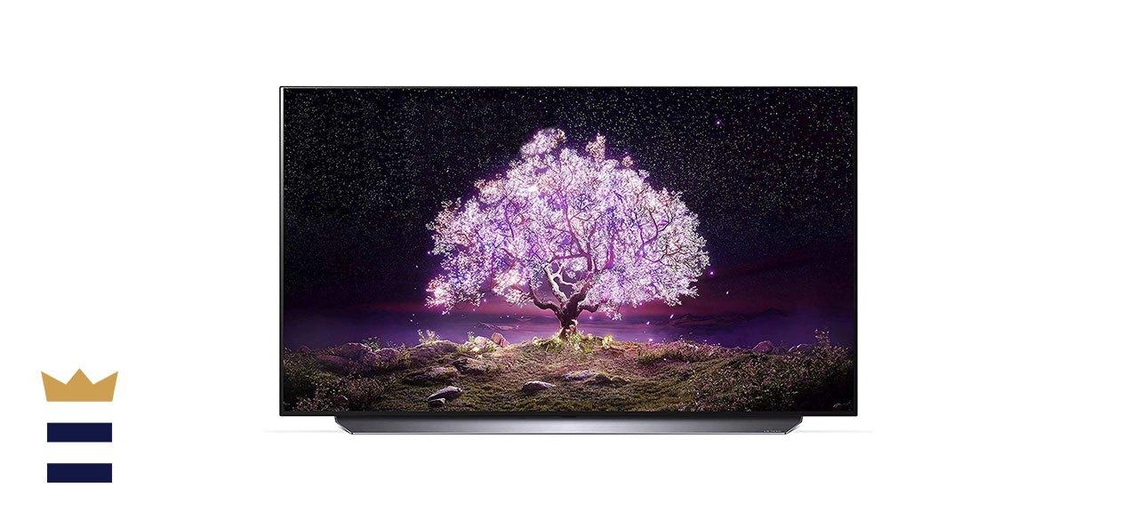 "LG 77"" 4K Ultra High Definition OLED Smart C1 Series"