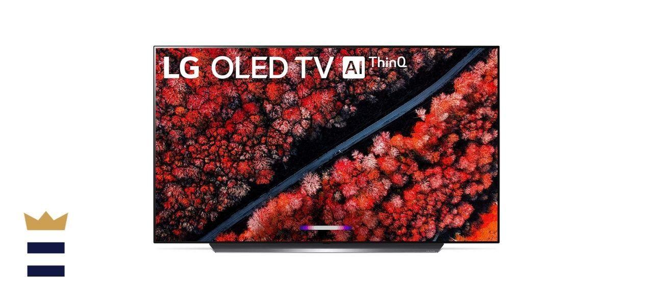 "LG Alexa Built-In C9 Series 65"" 4K Ultra HD Smart OLED TV"