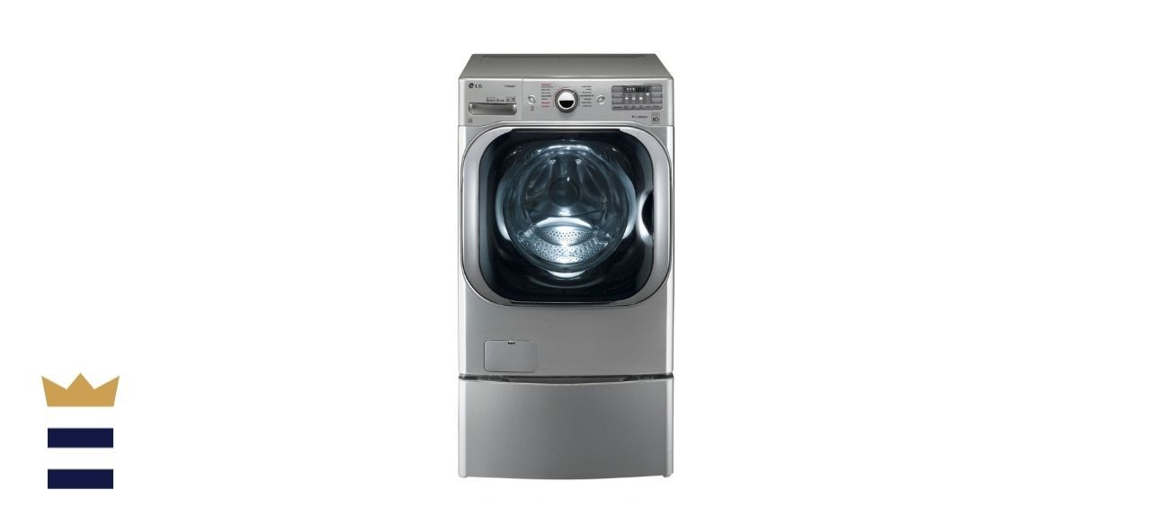 LG Electronics High-Efficiency Front Load Washer