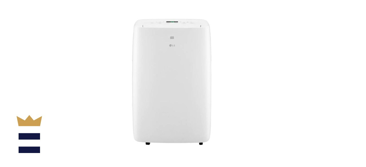 LG Electronics Portable Air Conditioner with Dehumidifier