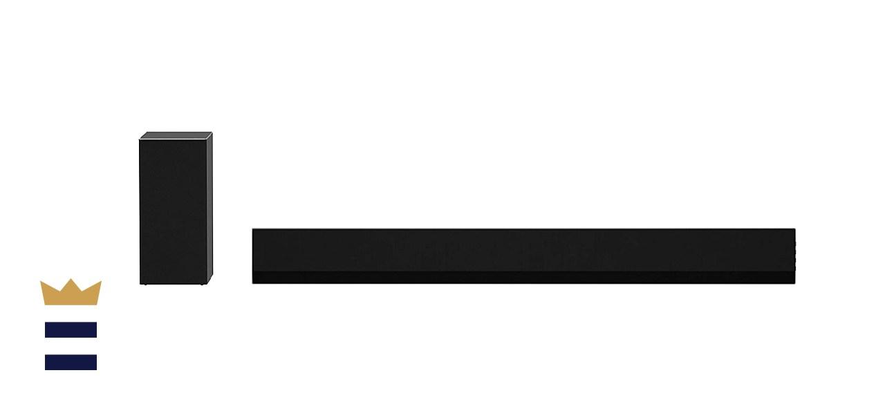LG GX 3.1 Channel 420-Watt OLED Dolby Atmos Soundbar with Subwoofer